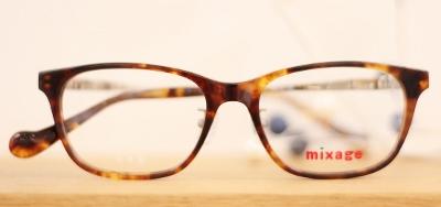 子供眼鏡 小学生 中学生 こども キッズフレーム ミクサージュ Mixage 日本製