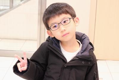 子供眼鏡 アイクラウドキッズ 小学生 中学生