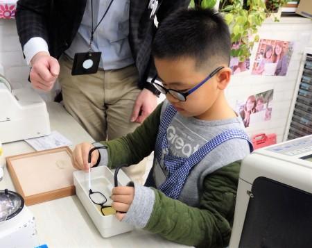 東京 子供 眼鏡 専門店 弱視 遠視 斜視 治療用眼鏡