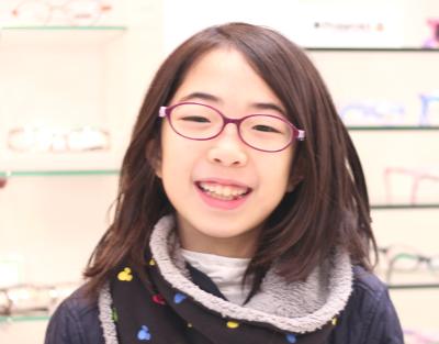 武蔵野市 武蔵境 メガネ 眼鏡 子供眼鏡 メゾピアノ 口コミ 1
