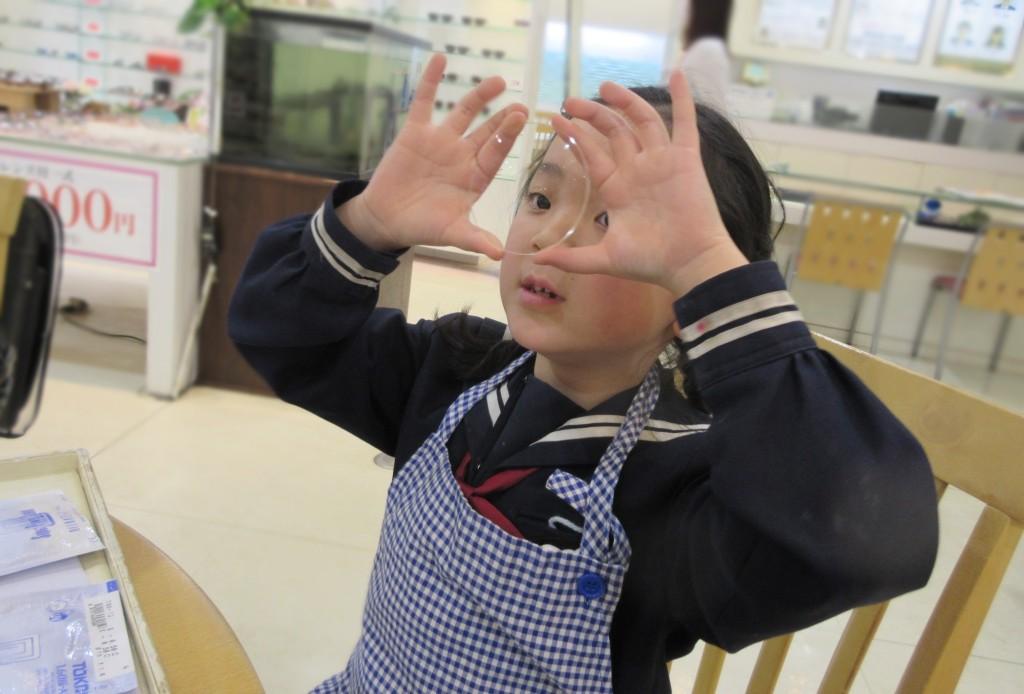 子供 眼鏡 こどもめがね 東京都 江戸川区 船堀 視力検査