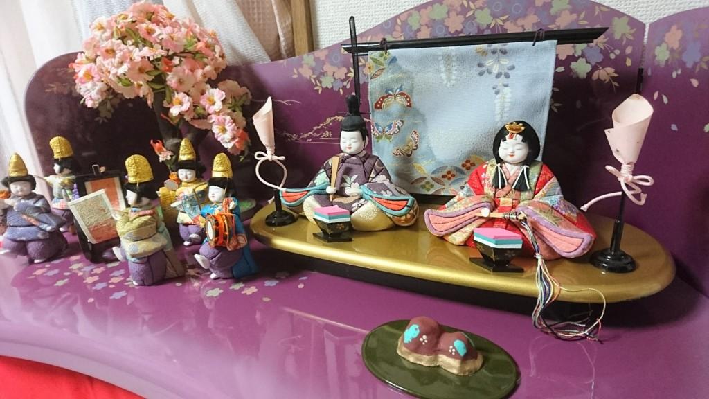 江戸川区 メガネ パーソナルカラー診断 視力測定 コンタクトレンズ ひな人形