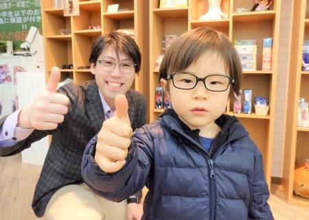 東京 子供 眼鏡 専門店 弱視 遠視 斜視 治療用眼鏡 トマトグラッシーズ TKCC14