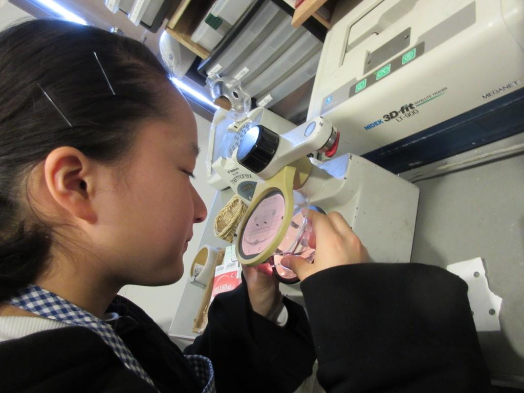 江戸川区 メガネ パーソナルカラー診断 視力検査 コンタクトレンズ
