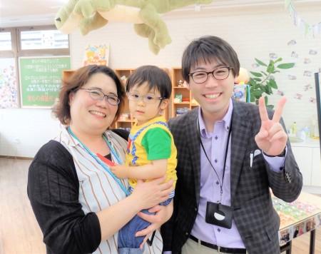 東京 子供 眼鏡 弱視治療用眼鏡 遠視 斜視