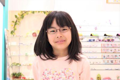 子供眼鏡 ジルスチュアートNY 小学生 中学生 キッズ 武蔵野市 眼鏡