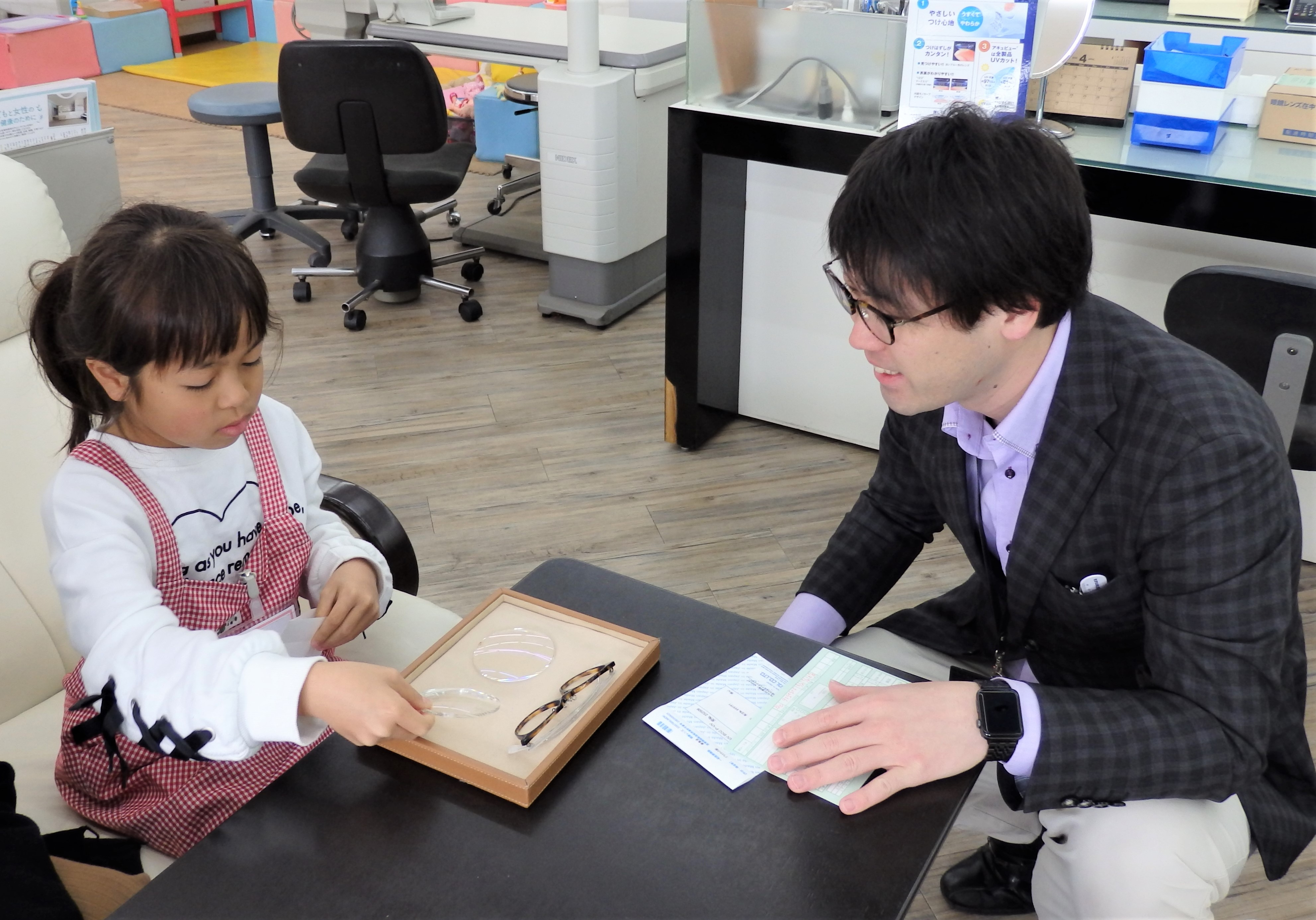 子供メガネ 子供眼鏡 こどもメガネ 東京都 江戸川区 OMODOK オモドック