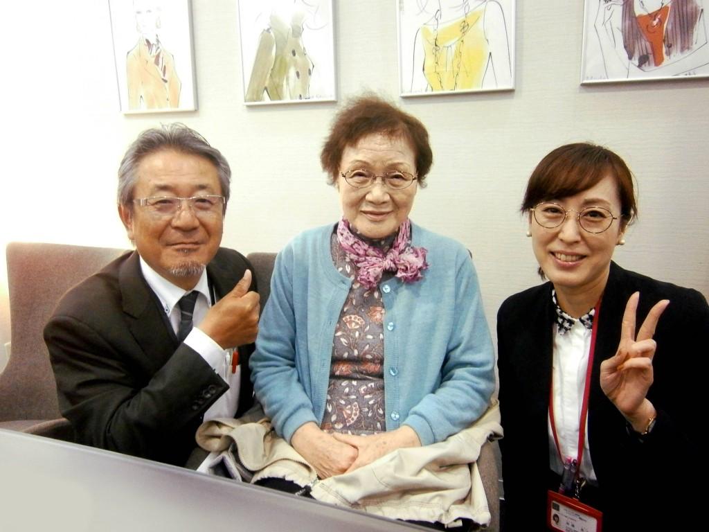 シャルマン ラインアート 女性用フレーム 女性用メガネ 東京 江戸川