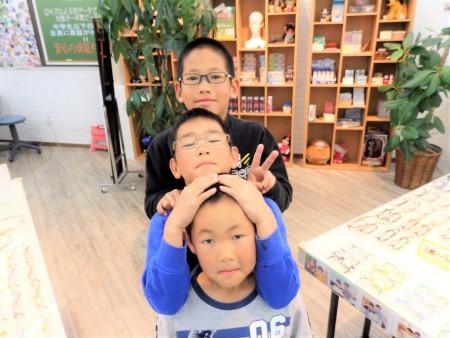 東京 子供 眼鏡 専門店 コンバース 弱視治療用眼鏡 遠視