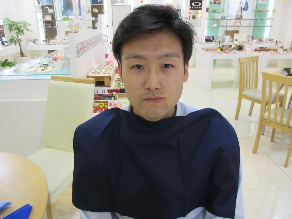 パーソナルカラー診断 東京都 江戸川区 船堀 メガネ 視力検査5