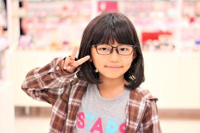 東京都 武蔵野市 子供眼鏡 NIKE 小学生 中学生