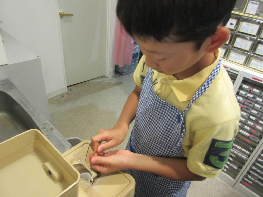 視力検査 東京 江戸川区 船堀 子供メガネ 眼鏡作り体験