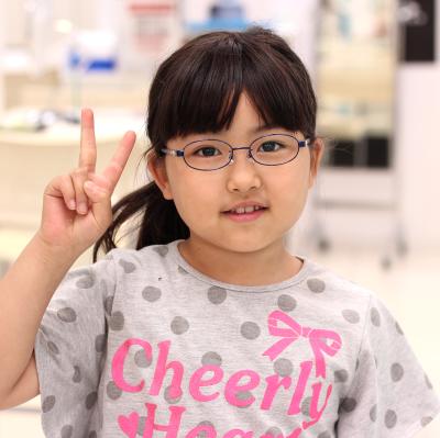 武蔵野市 武蔵境 眼鏡 メガネ 子供眼鏡 メゾピアノ ジル・スチュアート 1