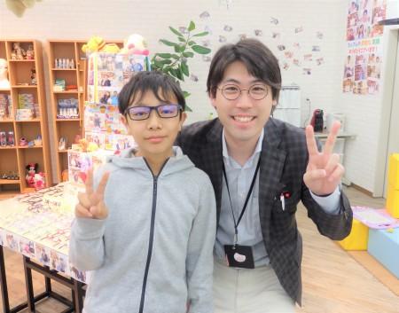 東京 都内 子供眼鏡 こどもメガネ 専門店 OAKLEY