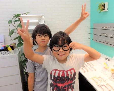 東京 都内 子供眼鏡 子供メガネ 専門店 初眼鏡 近視 コンバース CV-8042