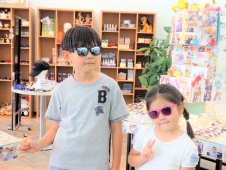 東京都内 子供眼鏡 子供メガネ 子供用サングラス レイバン Rayban