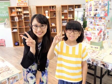 東京 子供眼鏡 専門店 ジルスチュアートNY 04-0042