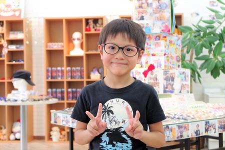 東京 子供眼鏡 遠視 乱視 弱視治療用眼鏡 予備用 トマトグラッシーズ TJBC6