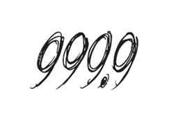 999.9(フォーナインズ)