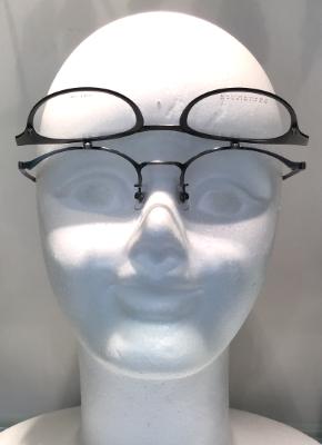武蔵野市 武蔵境 眼鏡 メガネ 跳ね上げ マッキントッシュフィロソフィー 4