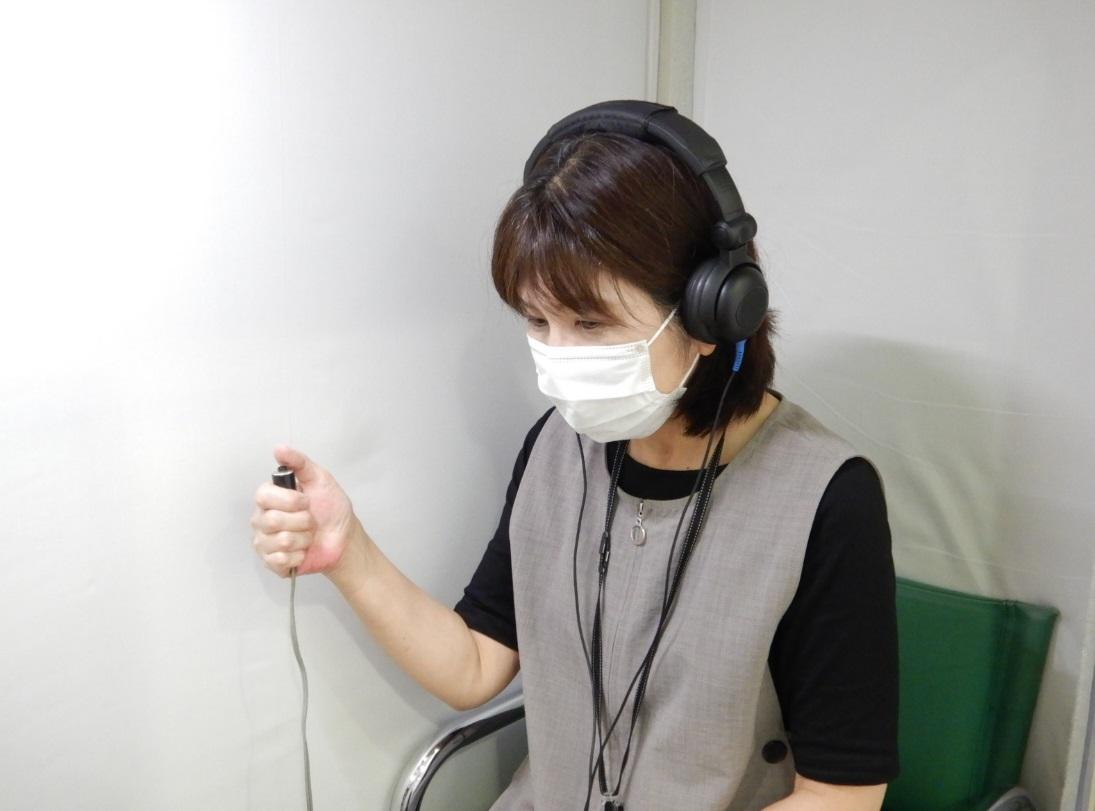 江戸川区船堀,補聴器,聴力測定,耳の聴こえ,アイアンドアイ船堀店