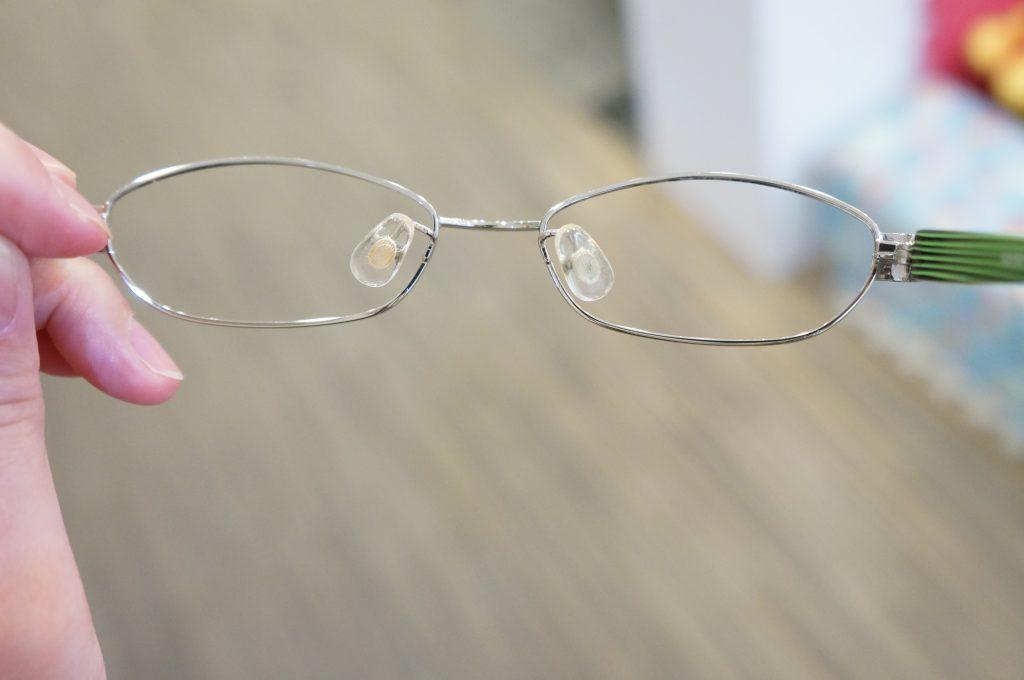 メガネ,修理,東京都,江戸川区,クリングス,鼻当て